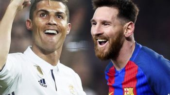 """""""Messi nu a fost niciodata rivalul meu"""" Discursul suprinzator al lui Cristiano Ronaldo"""