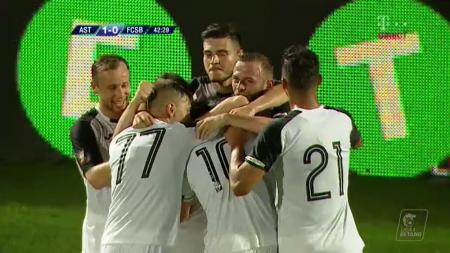ASTRA 1-0 FCSB | Llullaku ingroapa FCSB-ul in primul meci din campionat! Accidentare grava pentru Qaka la debutul in tricoul ros-albastru