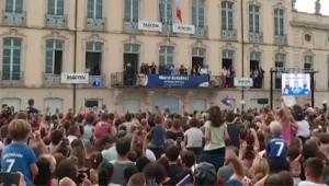 Griezmann a dus Cupa Mondiala in orasul unde s-a nascut! Imagini senzationale