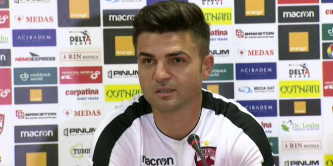 DINAMO - VOLUNTARI | Florin Bratu vrea TITLUL in Liga 1:  Ii multumesc lui Radoi!  Dinamovistii au prima daca iau campionatul