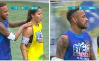 Cu campioanele nu e de gluma :) Neymar a incercat sa se distreze in propriul turneu dar a luat bataie de la fete! Ce a facut starul lui PSG in ultimele 30 de secunde ale meciului