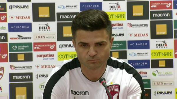 """lorin Bratu nu vrea sa plece: """"Ii multumesc lui Radoi!"""" Dinamovistii au prima daca iau campionatul"""