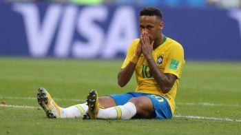 """ATACUL lui Neymar dupa criticile primite la Cupa Mondiala: """"Nu pot sa le spun adversarilor: iubire, ma lasi si pe mine sa trec?"""""""