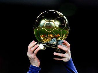 Isi iau adio Messi si Ronaldo de la Balonul de Aur?!  Trebuie sa fie unul dintre ei!  Pe cine mizeaza Deschamps