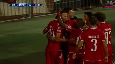 DINAMO 2-1 VOLUNTARI   GOOOOL Sorescu la primul meci pentru Dinamo! Voluntari a ratat INCREDIBIL in minutul 90! AICI sunt fazele meciului
