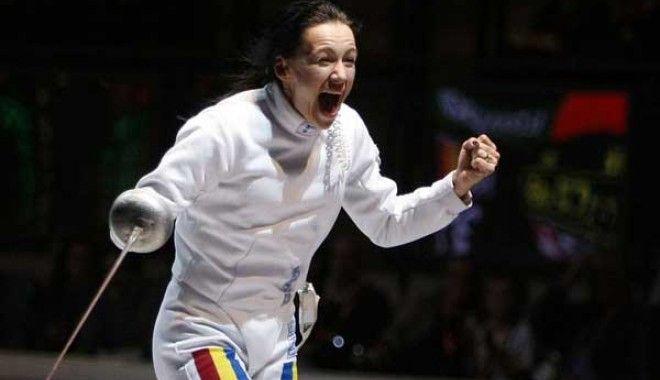 Ana Maria Brânză-Popescu are în palmares un argint la JO 2008 (individual) și aur la JO 2016 (cu echipa)