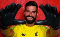 Dezvaluiri incredibile despre transferul ISTORIC al lui Alisson! Cu cat putea sa-l ia Liverpool acum 3 ani