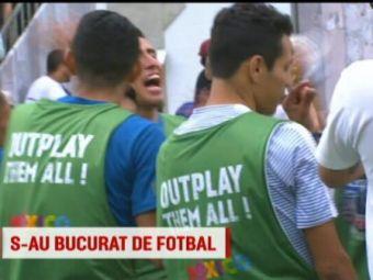 Moment incredibil la Neymar Jr's Five! Un argentinian i-a pupat ghetele brazilianului! | VIDEO