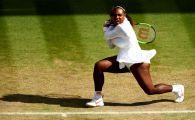 Serena Williams a fost spionata! Unde s-a dus americanca dupa ce a pierdut la Wimbledon | VIDEO