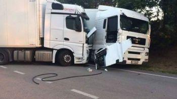 Lecția primită de un șofer de TIR român prins la furat motorină într-o parcare din Spania