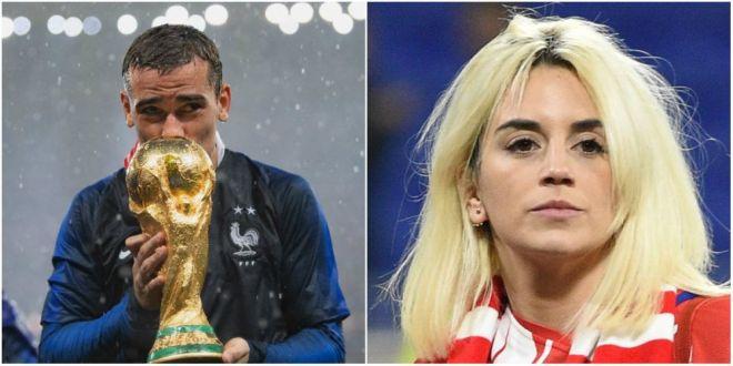Nu mai e niciun dubiu! Sotia lui Griezmann a anuntat unde va juca proaspatul campion mondial!