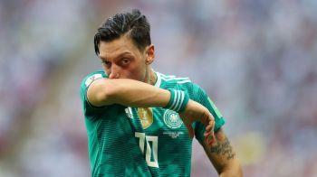 """""""S-a retras?! Ce bine! Oricum joaca DE RAHAT de ani intregi"""". Seful lui Bayern, atac devastator la Mesut Ozil"""