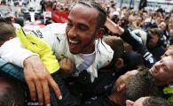 "Formula 1 | ""MIRACOLE EXISTA!"" Lewis Hamilton, in culmea fericirii dupa victoria nesperata din Germania!"