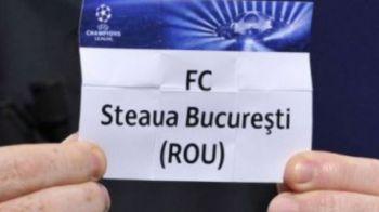 14:00 LIVE Tragerea la sorti a meciurilor din TURUL 3 UEL: FCSB, Viitorul si Craiova isi afla posibilele adversare