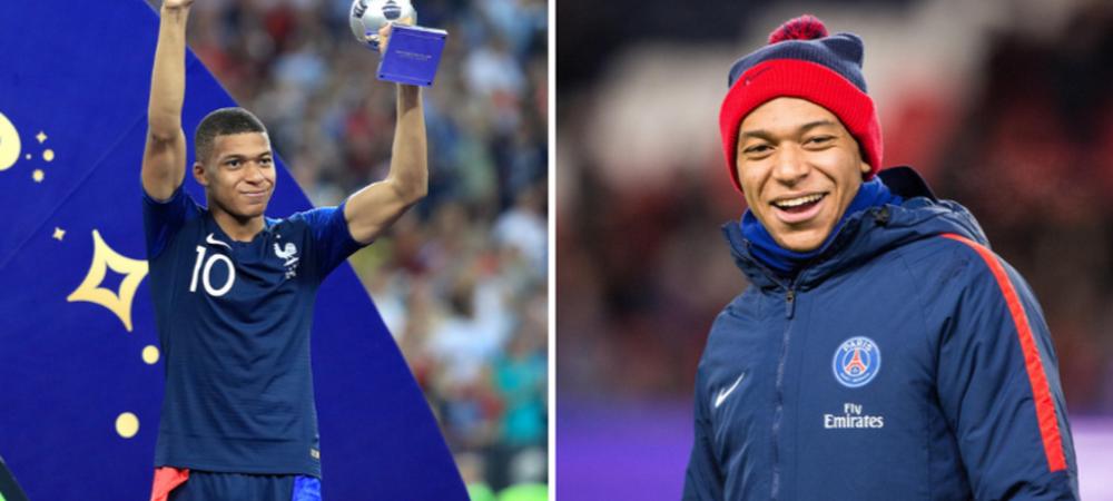 Mbappe si-a indeplinit visul! I-a luat fata lui Neymar? Ce numar va purta la PSG