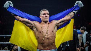 Rocky al Estului. Ucraineanul Usyk a invins la Moscova si a scris istorie