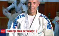 E campion la 66 de ani! Romanul care se lupta sa aduca medalii pentru Romania | Care e secretul lui