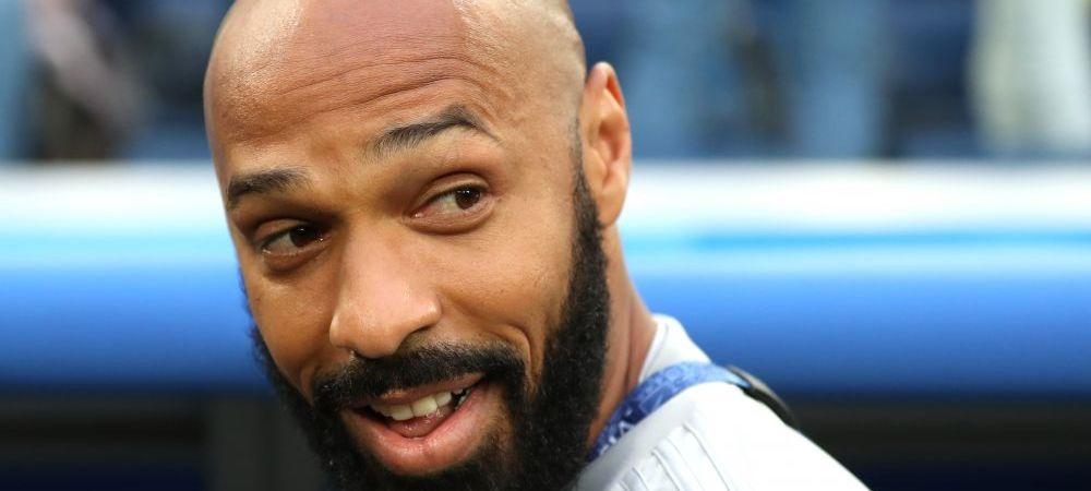 """Thierry Henry preia prima sa echipa de club! Anunt urias: """"Si-a dat acordul si urmeaza sa semneze"""". Pentru cine a lasat postul de secund al Belgiei"""