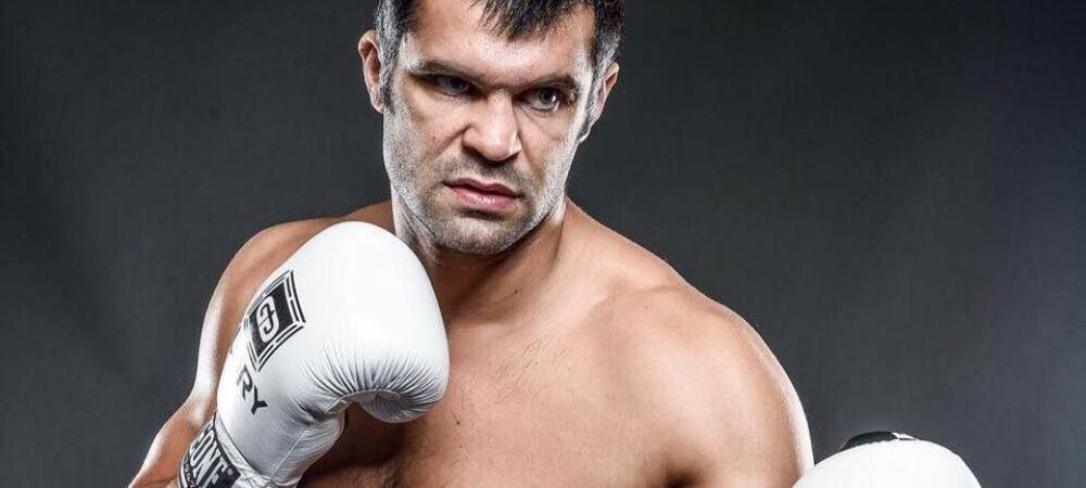PRO TV transmite LIVE revenirea lui Daniel Ghita in ring! Romanul lupta pentru titlul mondial pe 15 septembrie