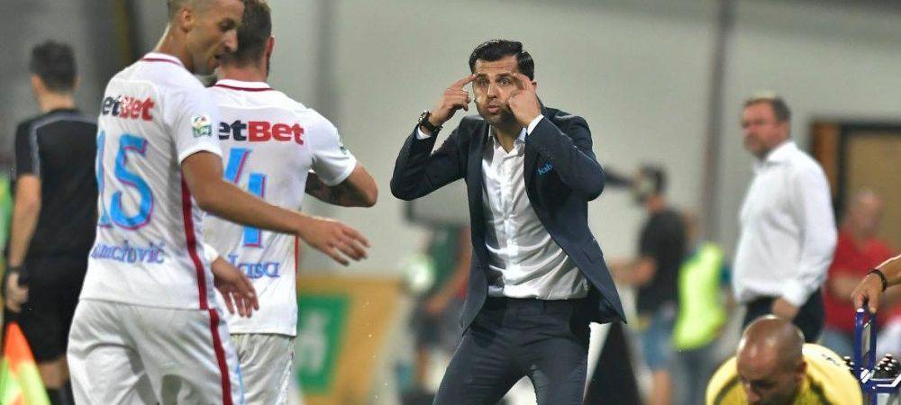 I-au gasit echipa in timp record! Pus pe lista neagra de Becali, poate ajunge in Serie A: italienii anunta ca negocierile cu FCSB sunt avansate