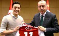 Scandalul ia amploare! Erdogan l-a sunat pe Ozil dupa retragerea de la nationala Germaniei! Mesajul presedintelui Turciei