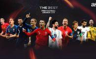 SOC pentru Neymar: NU a fost nominalizat la premiul de cel mai bun jucator din lume! Cristiano Ronaldo, favorit!