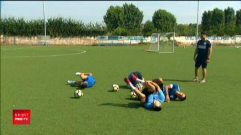 """Simularile lui Neymar, """"material didactic"""" pentru o echipa din Romania! Brazilianul ii distreaza zilnic pe jucatori"""
