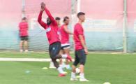 RUDAR - FCSB | Gnohere, gata pentru DEBUT! A dat gol si a facut SPECTACOL la antrenament. VIDEO