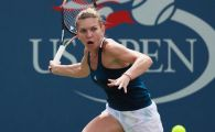 Simona Halep s-a inscris la un nou turneu inainte de US Open! Ce program are in SUA