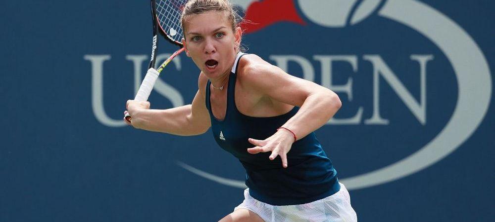 Simona Halep s-a inscris la un nou turneu inainte de US Open! Ce program are in SUA