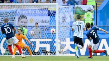 Cel mai frumos gol de la Cupa Mondiala a fost ANUNTAT! Reusita care l-a trimis pe Messi acasa a castigat! VIDEO