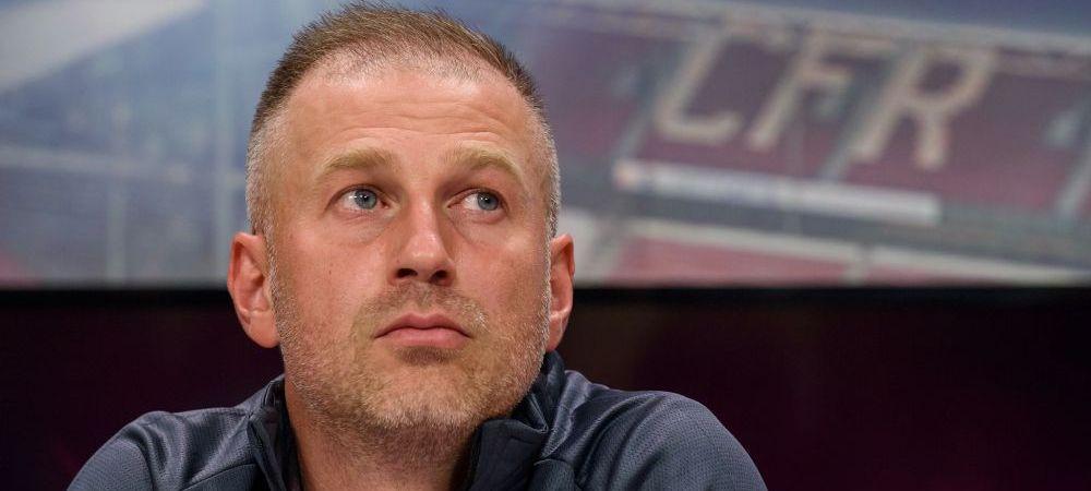 Edi Iordanescu, DAT AFARA de CFR Cluj dupa doar 3 meciuri! Antrenorul a fost prins la mijloc intr-un SCANDAL IMENS!
