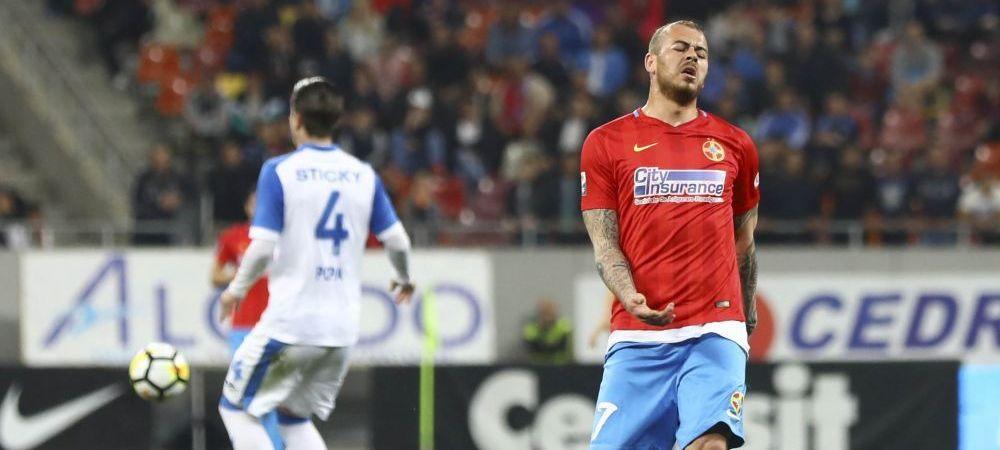 """""""Astra da 1 milion pe Alibec! El vrea insa la alta echipa din Liga 1!"""" Becali a primit doua oferte BOMBA pentru atacant"""