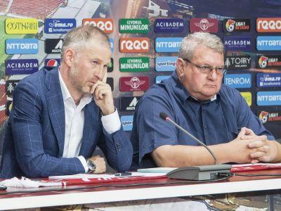 Cat o costa pe CFR Cluj demiterea lui Edi Iordanescu! Clauza de reziliere uriasa
