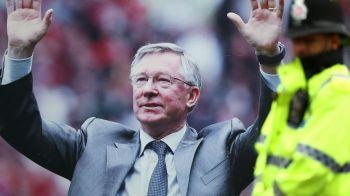 """""""Voi reveni in curand!"""" Primul mesaj al lui Sir Alex Ferguson dupa operatia pe creier!"""