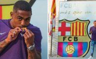 """""""Sa-i iertam? Poate daca ni-l dau pe Messi!"""" Mesajul DUR al celor de la Roma dupa ce Barca l-a 'furat' pe Malcom"""