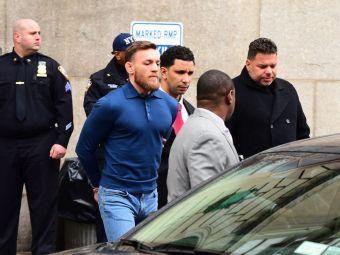 McGregor a scapat de puscarie dupa ce a facut PRAPAD la o gala UFC! Decizia luata de judecatori