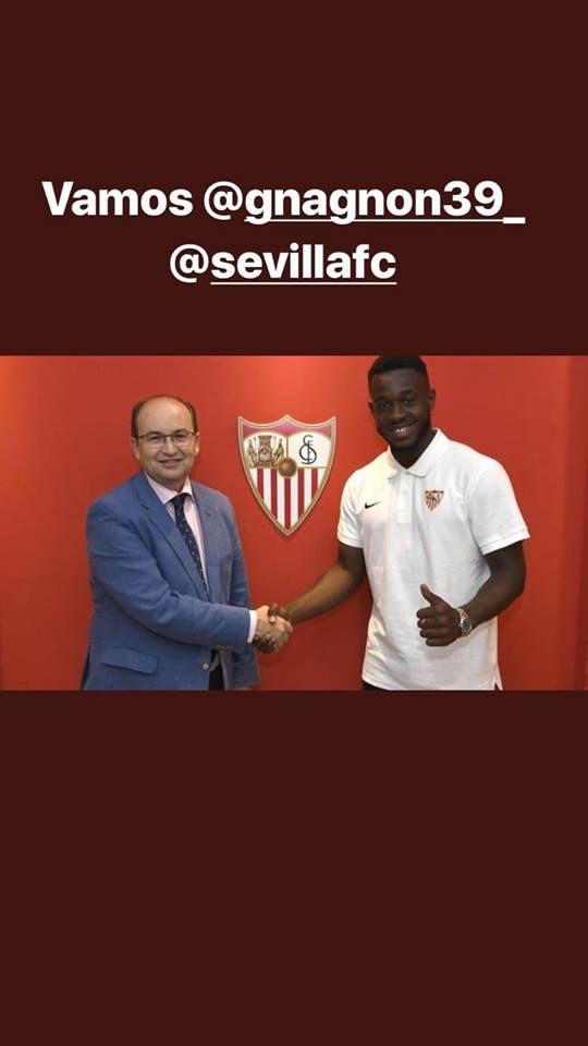 RUDAR - FCSB   Veste URIASA pentru Gnohere: fratele sau s-a transferat la Sevilla pe 15 milioane euro! Urmeaza debutul la nationala mare a Frantei