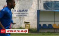 Calarasi are atacant de nationala! Messi din echipa lui Alexa vrea sa dea golul victoriei cu CFR