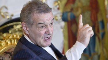 """""""Tooot FCSB va salveaza!"""" Ironia lui Gigi Becali pentru rivale + noul jucator PREFERAT la echipa: """"Cel mai bun din toata Romania!"""""""