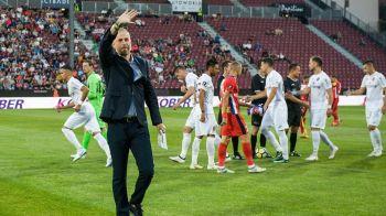 """""""CFR Cluj a inventat sarutul lui Iuda din fotbalul romanesc!"""" Comentariu Bogdan Hofbauer dupa demiterea lui Edi Iordanescu"""