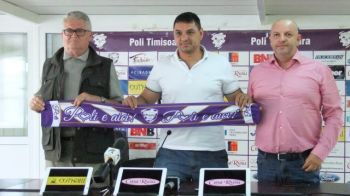 SCANDAL incredibil la Timisoara! Ionel Ganea si-a dat demisia dupa ce echipa a fost DATA AFARA de pe stadion