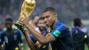 """Mbappe o ia pe urmele lui Cristiano Ronaldo! Decizia luata de campionul mondial: """"A venit momentul!"""""""