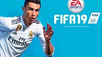 Primele imagini din FIFA 19 si transformarea WOW a lui Ronaldo! Cei de la EA s-au intrecut pe ei la capitolul grafica
