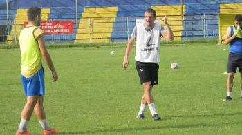 INCREDIBIL! Bourceanu a ajuns in liga a treia! Cu cine se antreneaza dupa ce a devenit liber de contract. FOTO