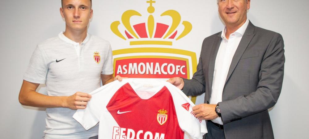 Monaco l-a facut pe Golovin cel mai scump fotbalist rus din istorie! Cati bani a platit pentru mijlocasul dorit si de Juventus