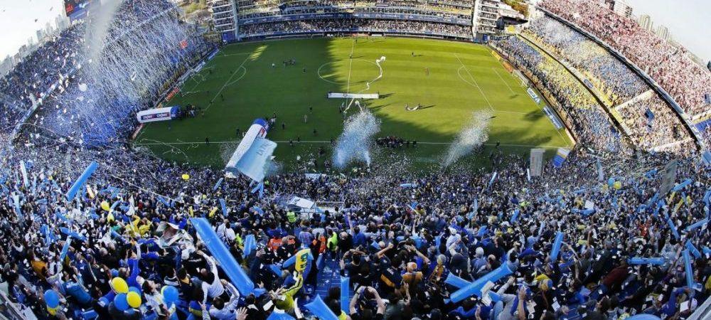 """""""#stadioaneminunate Bombonera, caliente, caliente, caliente"""" Povestea unei arene magice"""