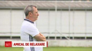 Rednic tine cu Dinamo, dar Becali i-a dat bilete la derby! Rednic a venit in Romania pentru un amical cu Daco-Getica