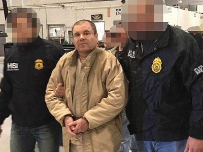 """Teroare in timpul procesului celebrului El Chapo. Cati oameni a omorat """"seful cocainei"""" El Chapo"""