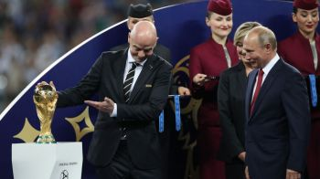 Cupa Mondiala din Rusia, cel mai urmarit turneu din ISTORIE! INCASARI RECORD pentru FIFA: de unde au venit cei mai multi bani